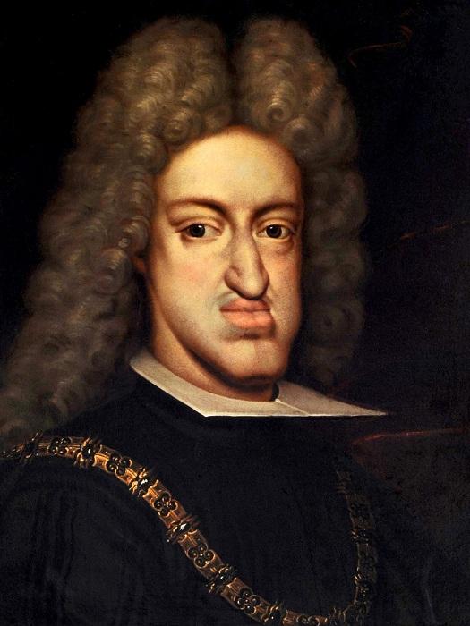 Карл II в зрелом возрасте. | Фото: oleghalimov.ru.