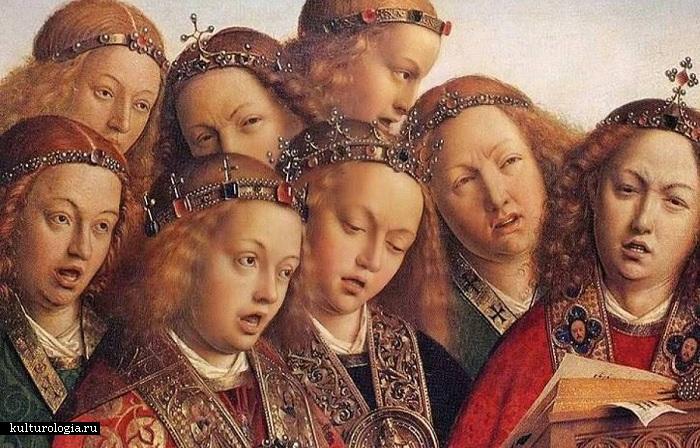 Певцы-кастраты в Ватикане в XVI веке. | Фото: allday.com.