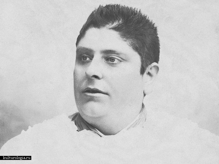 Алессандро Морески - последний певец-кастрат, выступавший до 1922 года. | Фото: allday.com.