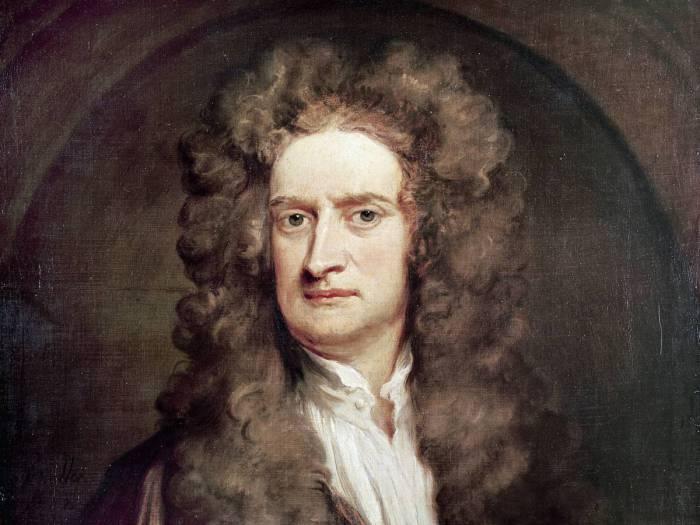 Исаак Ньютон - выдающийся английский ученый. | Фото:allday.com.