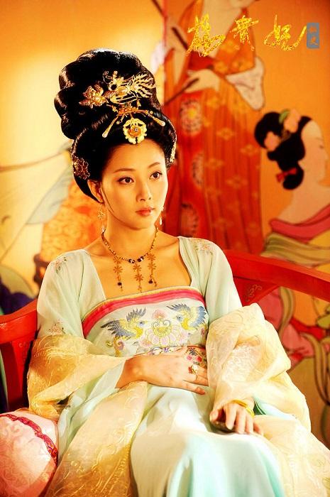 Чансань - китайская куртизанка. | Фото: jdshiji.com.