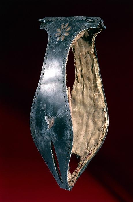 Пояс верности - фейк, сделанный в 9 веке.