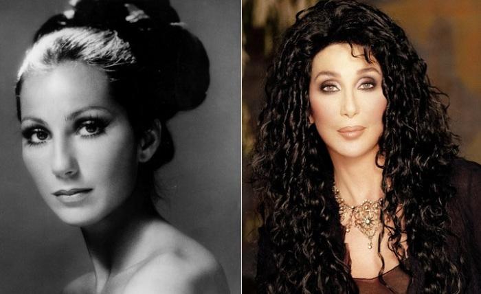 Шер - американская певица армянского происхождения.
