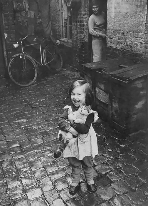 Ретро-фотография. Франция, 1959 год.