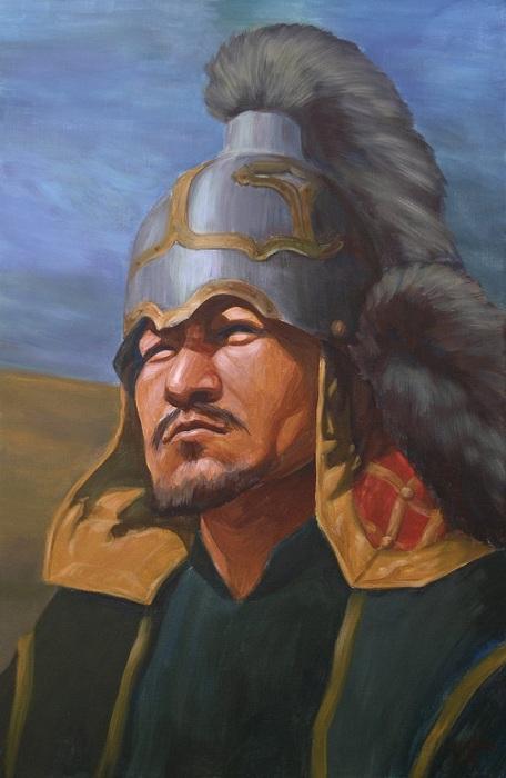 Великий завоеватель Чингисхан. | Фото: chuchotezvous.ru.