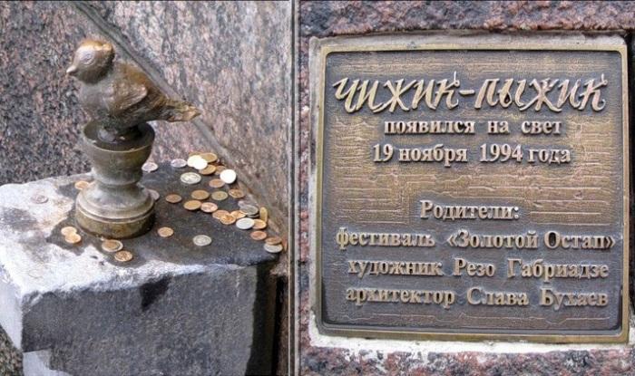 Памятник Чижику-Пыжику. | Фото: piterafisha.ru.