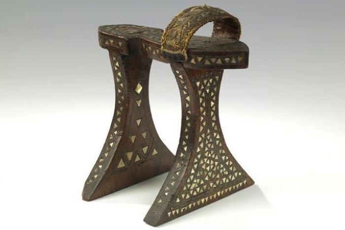 Кабкабы - традиционная обувь в Ливане XIV-XVII веков. | Фото: negani.com.