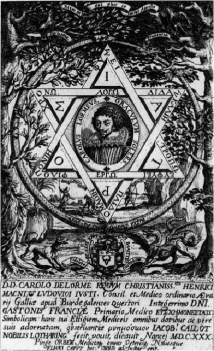 Шарль де Лорм, 1630 год. | Фото: thevintagenews.com.