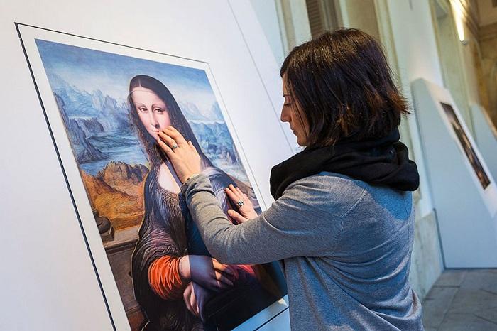 Слепые смогут «рассмотреть» 3D-копии мировых шедевров живописи.