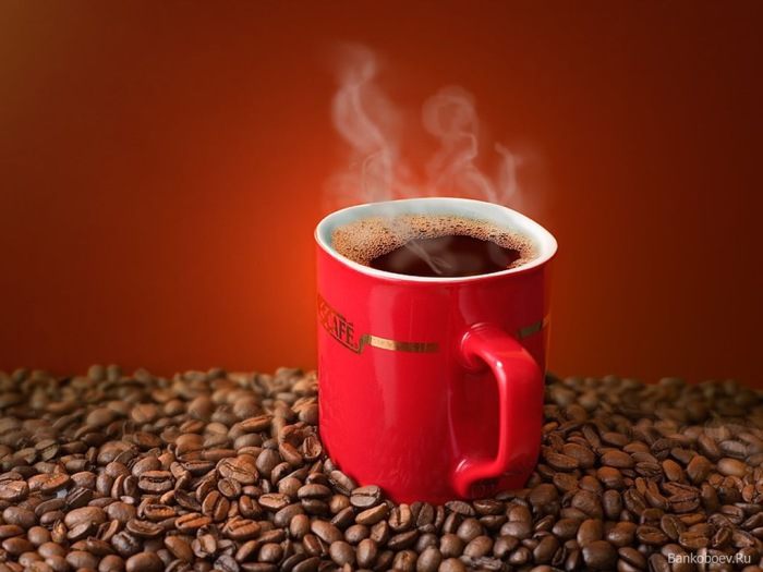 Nescafe - самый популярный растворимый кофе.