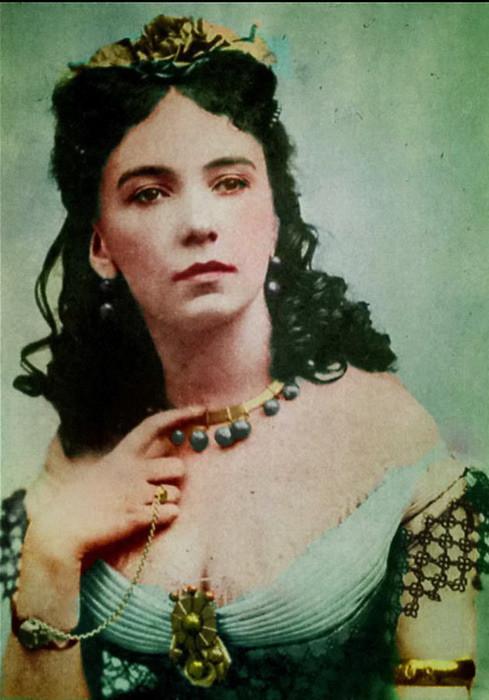 Cora Pearl - главная куртизанка Парижа 1860-70-х гг. | Фото: funsuslik.ru.