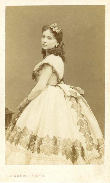 Кора Перл - известная куртизанка XIX века. | Фото: rodich2007.livejournal.com.