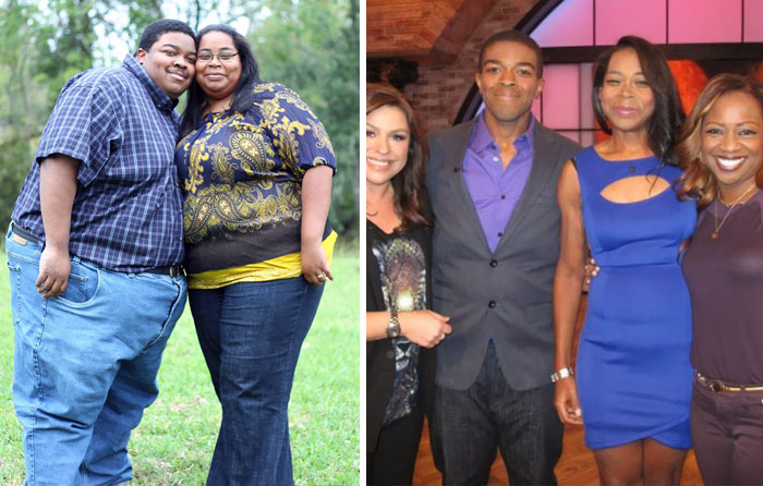 Юная пара решила, что что-то нужно менять, и похудела.