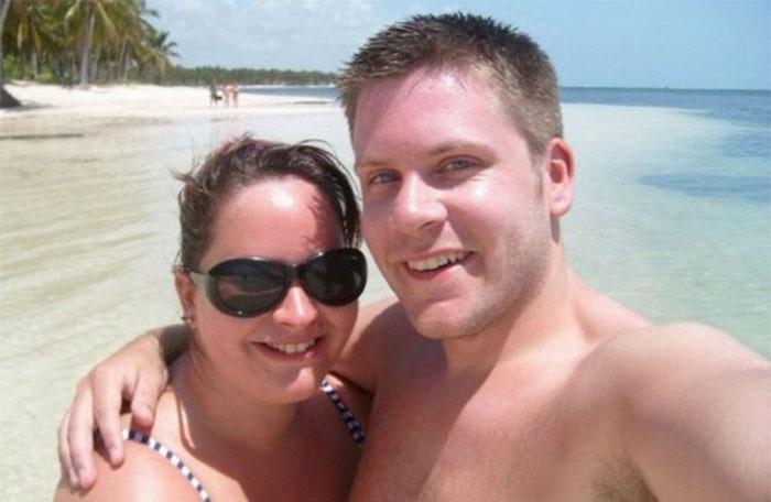 Влюбленные не женились 5 лет, пока не похудели.