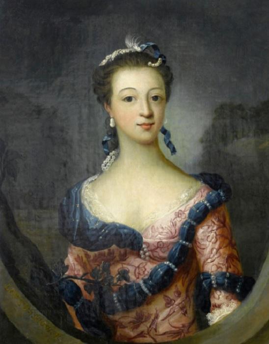 Мария Ганнинг - признанная красавица середины XVIII в Лондоне. | Фото: tasinblog.com.