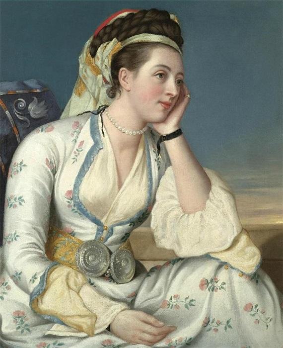 Графиня Мария Ковентри. | Фото: fiveminutehistory.com.