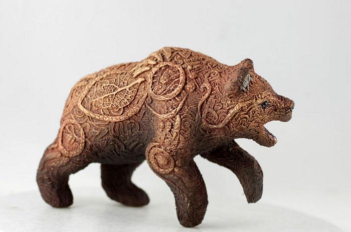 Творчество скульптора Евгения Хонтора.