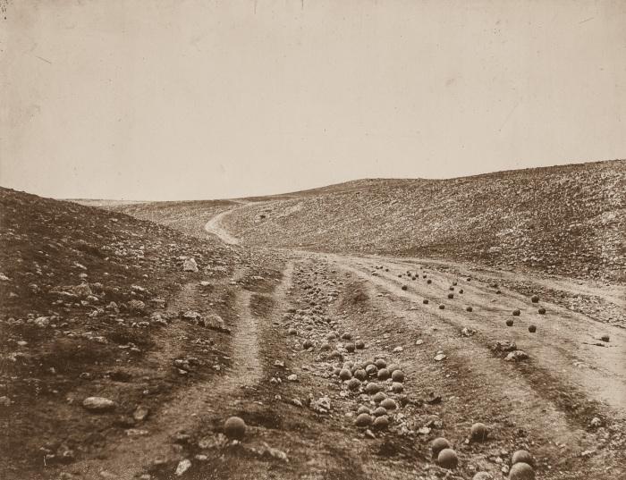 Долина Смертной тени.
