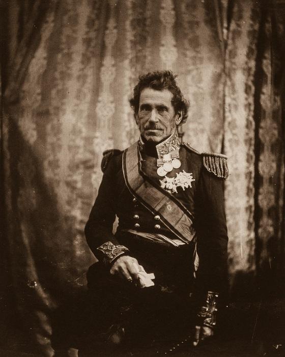 Британский генерал-лейтенант сэр Джордж де Лейси Эванс
