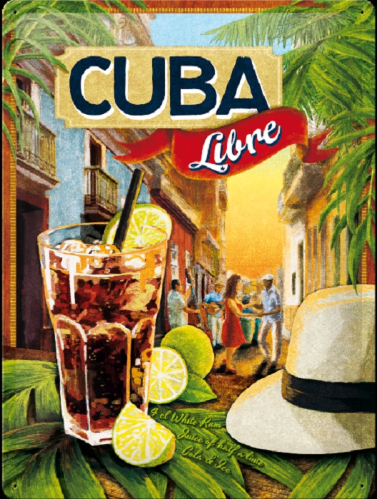 Cuba Libre. | Фото: pub-world.com.