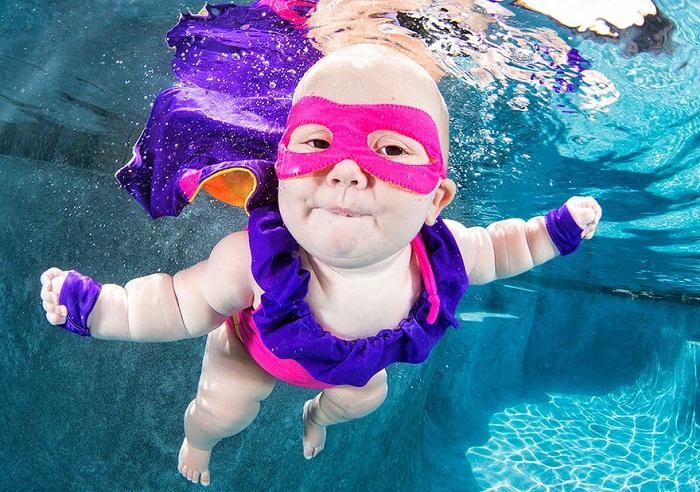 Underwater Babies – детки под водой.