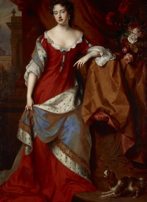 Анна Стюарт - королева с нетрадиционной ориентацией.