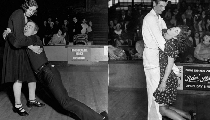 Танцевальные марафоны в США 1920-30-х гг.