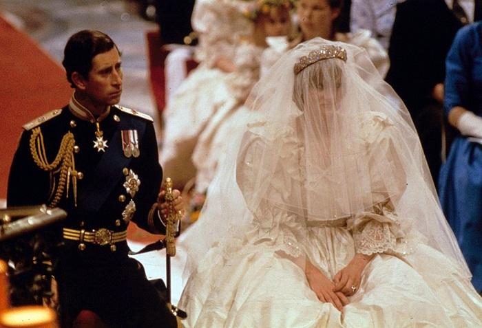 Свадьба Принца Чарльза и Дианы Спенсер. | Фото: nevsedoma.com.ua.