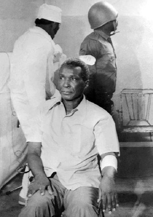 Нгема Ндонге - сумасбродный президент Экваториальной Гвинеи. | Фото: diletant.media.