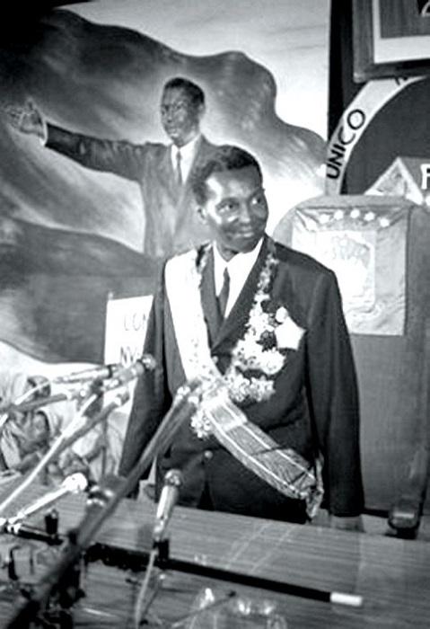 Нгема Ндонге - президент Экваториальной Гвинеи в период с 1968 по 1979 гг. | Фото: bagira.guru.