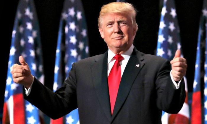 Дональд Трамп - 45-й президент Америки. | Фото: coedmagazine.files.wordpress.com.
