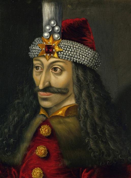 Граф Влад III Дракула.   Фото: factroom.ru.