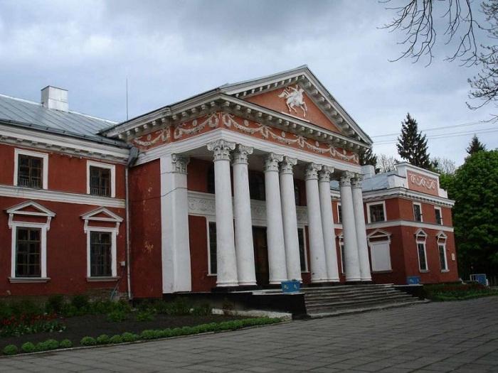 Поместье Ганских в Верховне. | Фото: my-kiev.com.