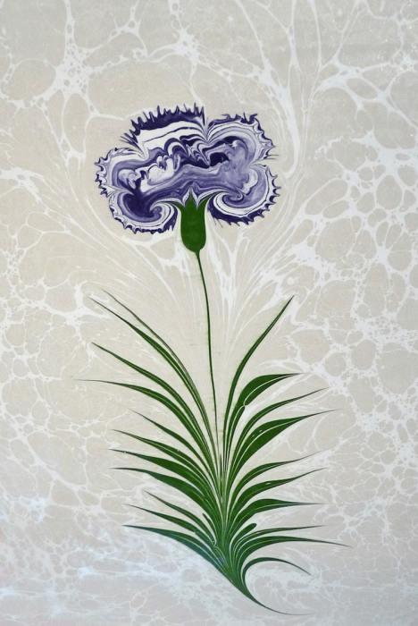 Рисунок, переснятый на бумагу. | Фото: commons.wikimedia.org.