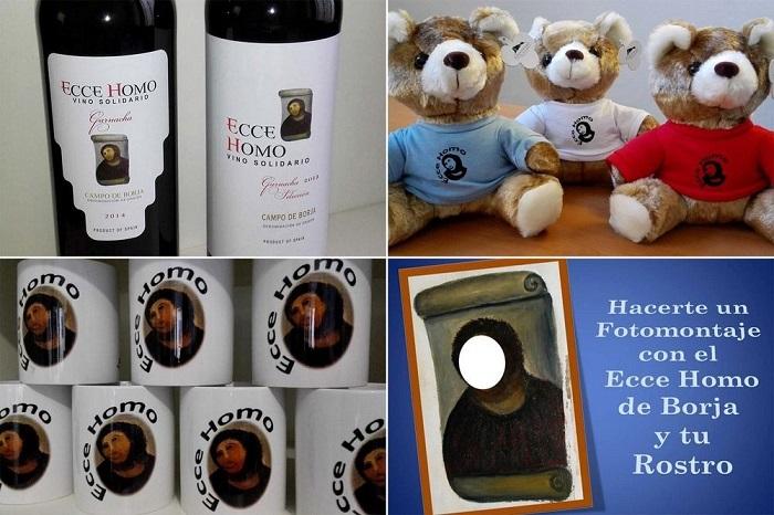 Тематические сувениры. | Фото: amusingplanet.com.