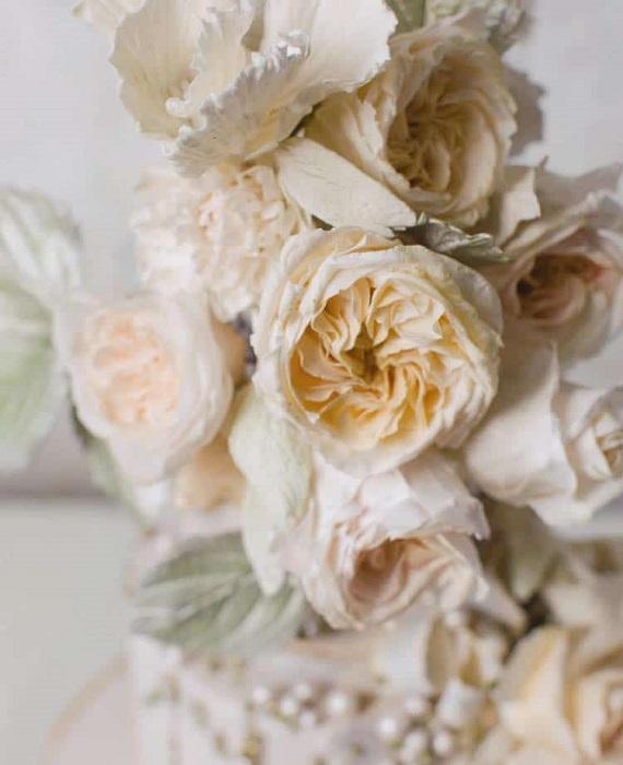 Сладкие цветы, которые сложно отличить от настоящих. | Фото: mymodernmet.com.