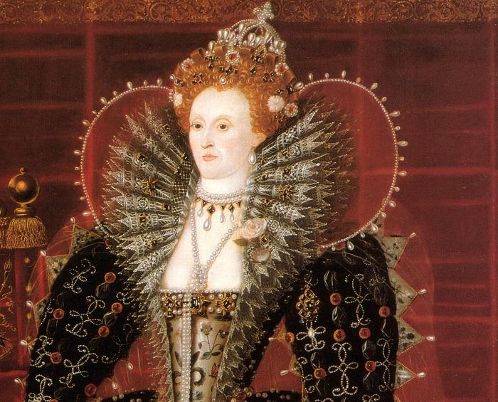 Елизавета I Тюдор - королева-девственница и покровительница пиратов.
