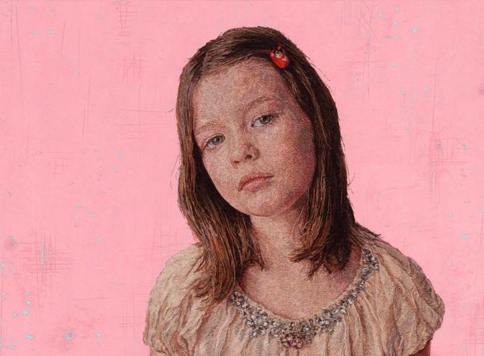 Творчество американской художницы Cayce Zavaglia.