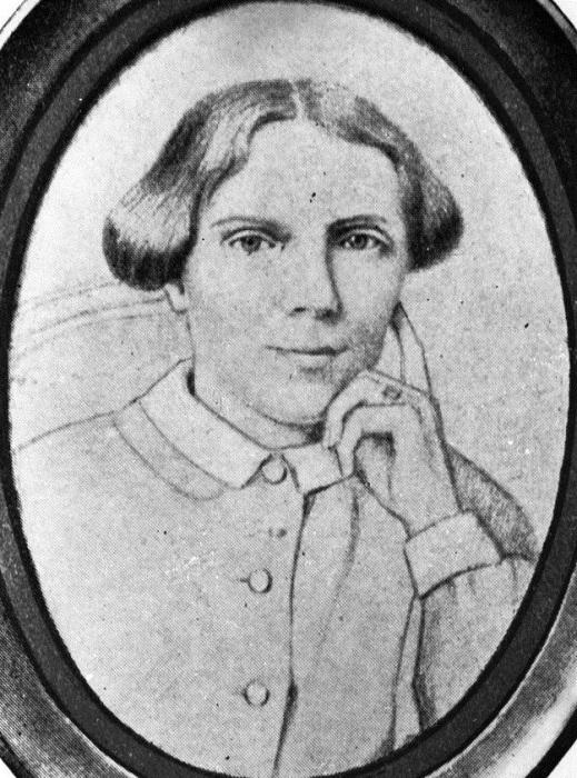 Элизабет Блэкуэлл - первая женщина, получившая докторскую степень в медицине.