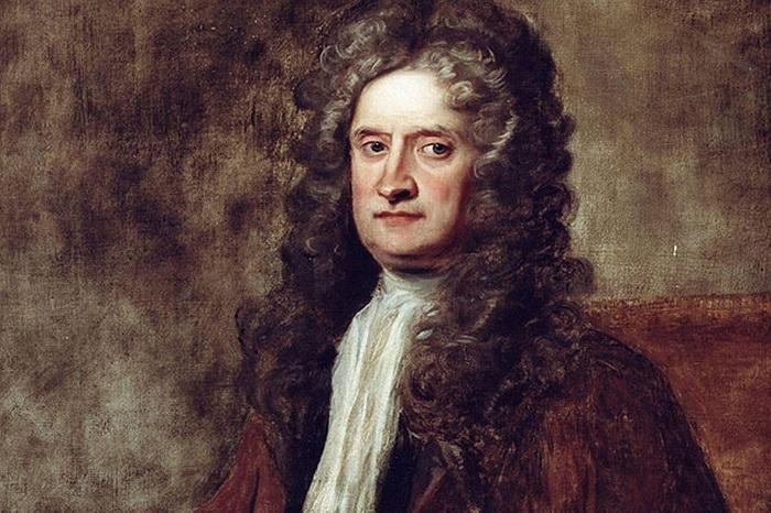 Исаак Ньютон - английский физик, химик, математик.