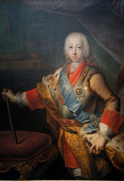Петр III  - император, упразднивший Тайную канцелярию.