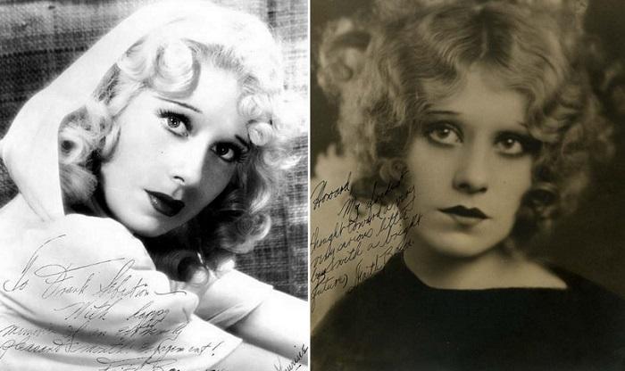 Фейт Бэкон - артистка бурлеска 30-х годов ХХ века.