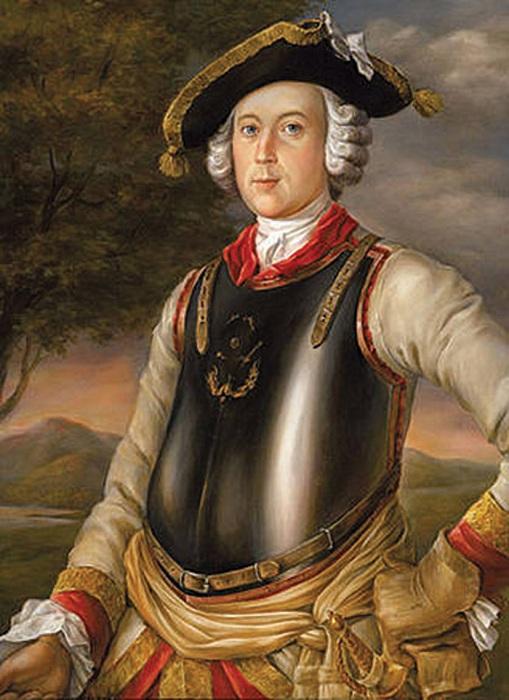 Карл-Фридрих-Иероним Мюнхгаузен.
