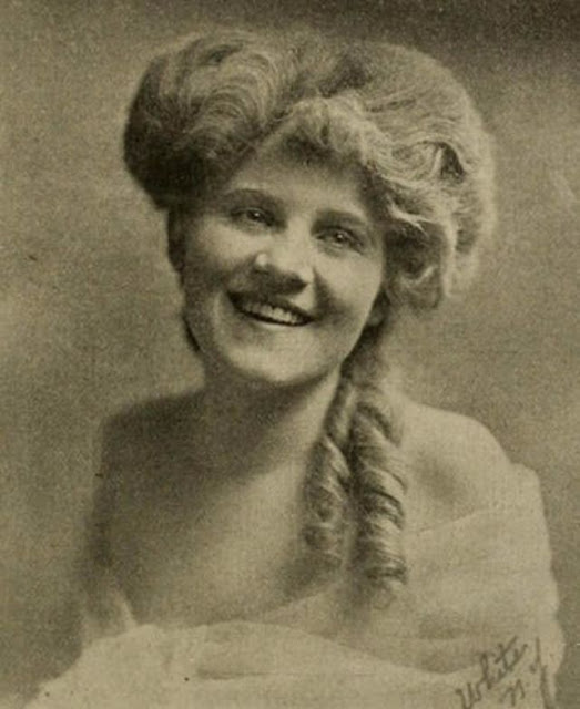 Звезда немого кино 1910-х - 1920-х годов Флоренс Лоуренс. | Фото: vintag.es.
