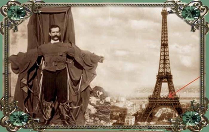 Франц Райхельт - изобретатель парашюта