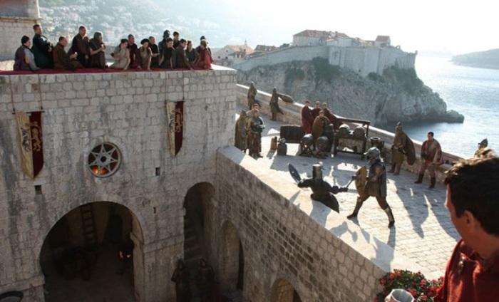 Форт задействован практически во всех сезонах телесериала. | Фото: openmonte.com.