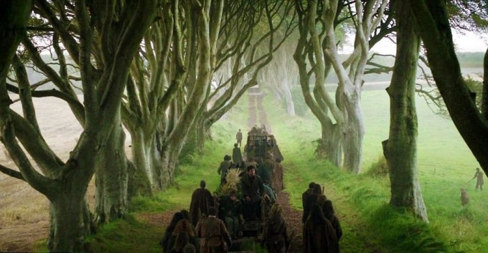 В телесериале Буковая аллея называется Королевским трактом. | Фото: kruto.me.