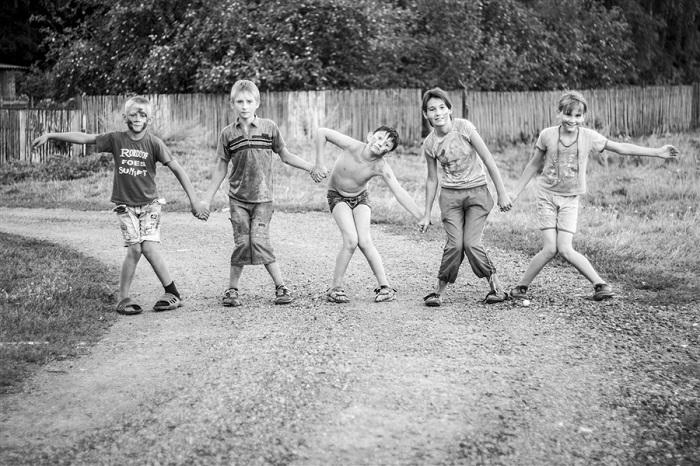 Цепи кованые - игра для самых сильных. | Фото: photos.lifeisphoto.ru.