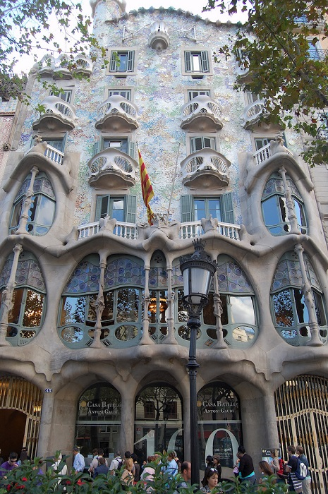 Дом Бальо. Фасад. | Фото: mymodernmet.com.