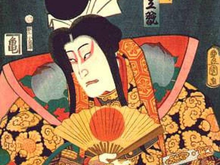 До XVIII века гейшами в Японии были только мужчины. | Фото: allday.com.